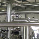 Tubazioni industriali, piping acciaio